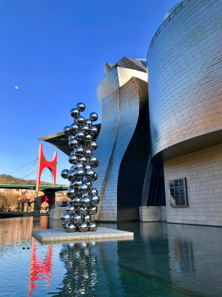 Guggenheim Museo.Museo Guggenheim Bilbao Lottie S World